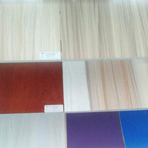White Melamine Paper Faced Plywood