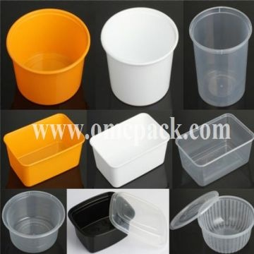 Plastic Takeaway Food Container China