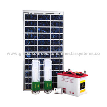 Solar Home Lighting System Global Sources