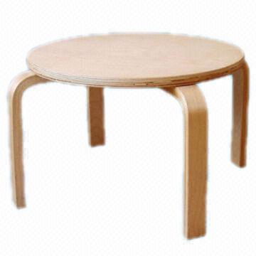 Merveilleux ... China Knock Down Birch Bentwood Dining Table D600*H450mm