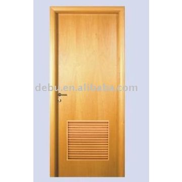 China Louver Door For Bathroom