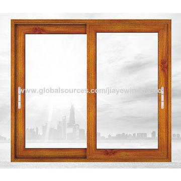 China aluminium frame sliding glass window from Qingdao Wholesaler ...