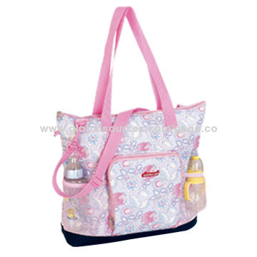 Quilted diaper bag, baby bag,with any colors, changing mat and a ... : quilted diaper bags - Adamdwight.com