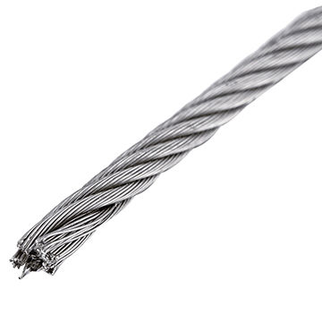 Stainless Steel Wire  7X19 | Taiwan Stainless Steel Or Steel Wire Rope 7x19 Cable 7x19 On