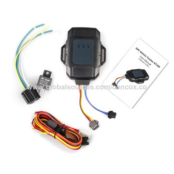 Concox mini waterproof GPS tracker JM01 with long standby