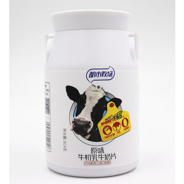 81 4g Original flavor Colostrum Milk Tablet in Milk Bucket