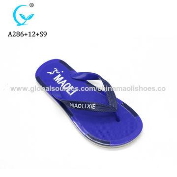 d0ad7db83 China EVA flip flop slippers from Zhanjiang Trading Company  WuChuan ...