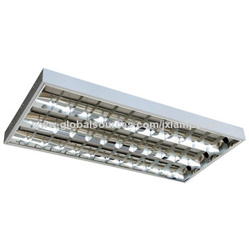Ceiling Light Fixture For Office Lighting With Grid Luminaire Louver And Office Luminaries Global Sources