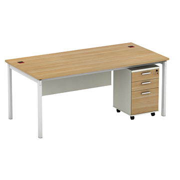 Fantastic China Red Oak Color Wooden Office Executive Desk From Download Free Architecture Designs Scobabritishbridgeorg