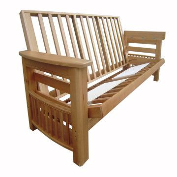 China Futon Bed Frame High Quality And Good Sharp
