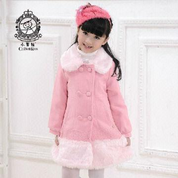 Children's Fashion High-quality Coats/girls Pretty Coats | Global ...