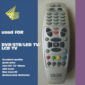 Dream Box Dvb-t Remote Control Switch | Global Sources