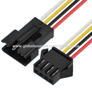 B1158040494 china auto wire harness electronic equipment male and female cable