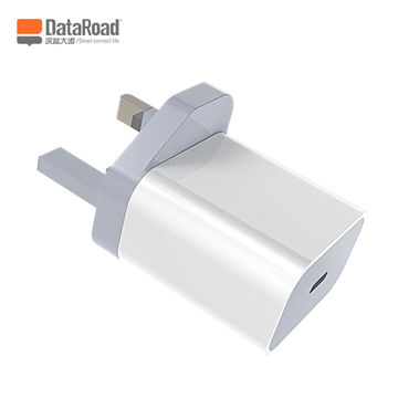 China Dataroad Pd 3 0 Wall Charger 18w Fast Charger For Iphone