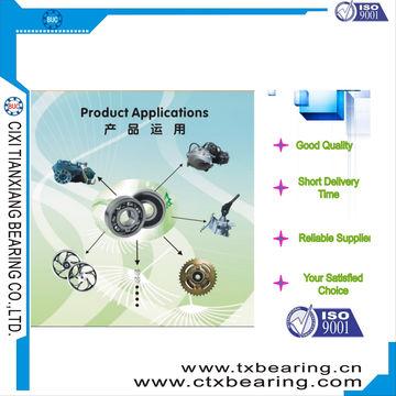 China Skateboard ball bearing
