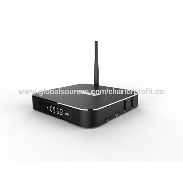 China 2017 S905 full HD 4k Android TV box with India Arabic IPTV