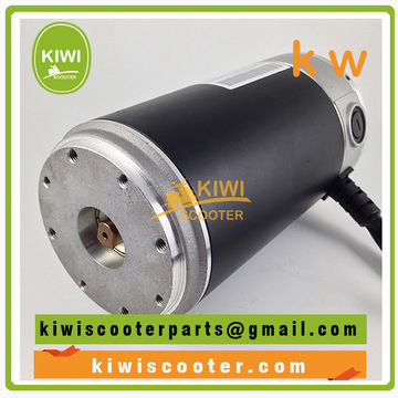 Electric Mobility Scooter Motor 2-Pole Brushed DC Motor 550W