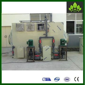 Horizontal wet scrubber | Global Sources