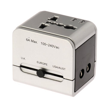 Taiwan Multinational travel adapter