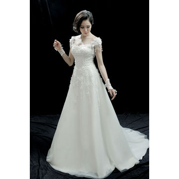 Vietnam Made Wedding Dress