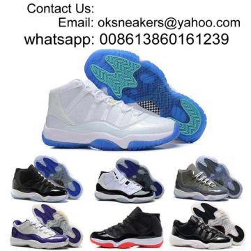 2e11a8b59f Discount JORDAN basketball boots men women shoes Air JORDAN 11 retro ...