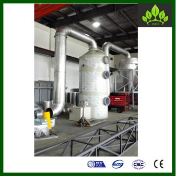 Waste gas wet scrubber | Global Sources
