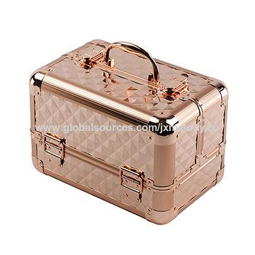 Tide Aluminium Cosmetic Vanity Case