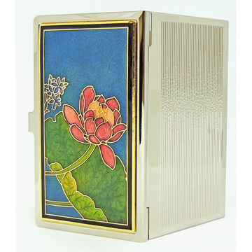 Taiwan business card holder for women from chung shan chu trading taiwan business card holder for women card case for man cloisonne colourmoves