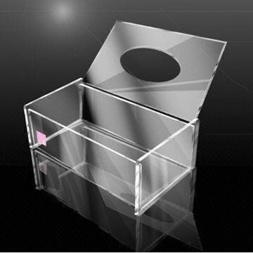 acrylic tissue box covers oem odm services are provided global