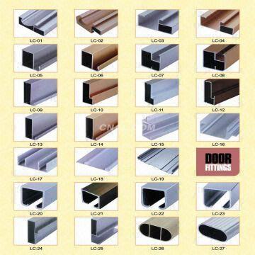 Aluminium Extrusions Profiles/industry Aluminum Profiles