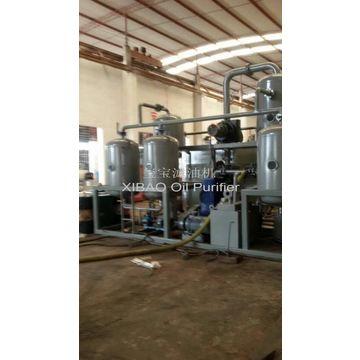 Waste Lubricant Oil Convert to Diesel Plant