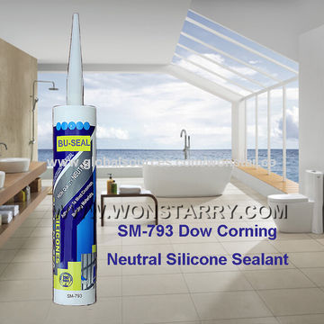 BU-SEAL neutral weatherproof silicone sealant | Global Sources