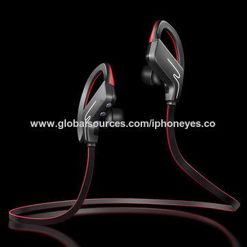 China 2017 New Fashionable Wireless Earphone, Sport Bluetooth Earphone Headphone for Gym