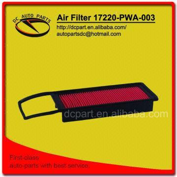 Air Filter 17220 Pwa 003 For Honda Fit Jazz Mobilio Vamos