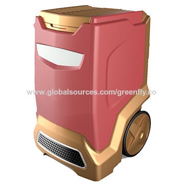 China Industrial dehumidifier, 90L/day, automatic defrosting