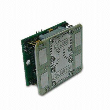 10 525ghz Microwave Motion Sensor Module 6 To 20v Dc