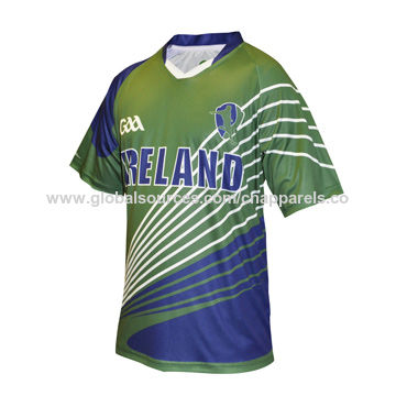 9e7d58480be Hot Sale Sublimation Printed Football Jersey China Hot Sale Sublimation  Printed Football Jersey