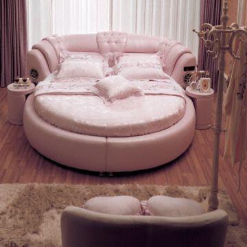 f19da688bcf2 China King Size Round Bed On Sale