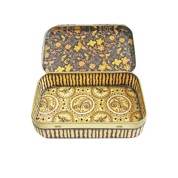 Decorative Tins Candy Boxes Small Tins Global Sources