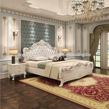China New Style Promotion Mdf Bed