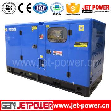 10KW Perkins Silent Diesel Portable Generator with Stamford