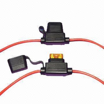Astonishing Inline Fuse Box Basic Electronics Wiring Diagram Wiring Digital Resources Dylitashwinbiharinl