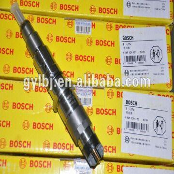 1 Original Bosch Injector 0445120122 2 Model No 0445120122 3
