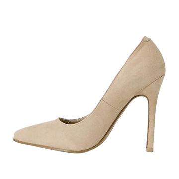 10cm high-heeled pointy toe fashion