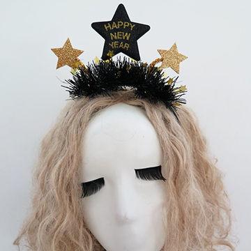 Happy New Year Headband 94
