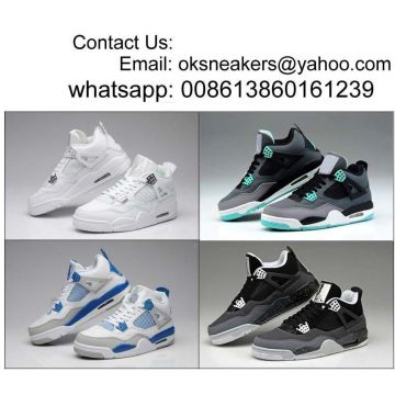 Wholesale JORDAN 4 basketball shoes men women shoes Air JORDANS 4 ... 7c06b89b5