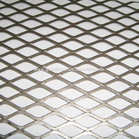 China Expanded Wire Mesh, Used for Isolation Fences in Industrial ...