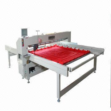 HXD-26 computerized single-needle quilting machine, home textile ... : single needle quilting machine - Adamdwight.com