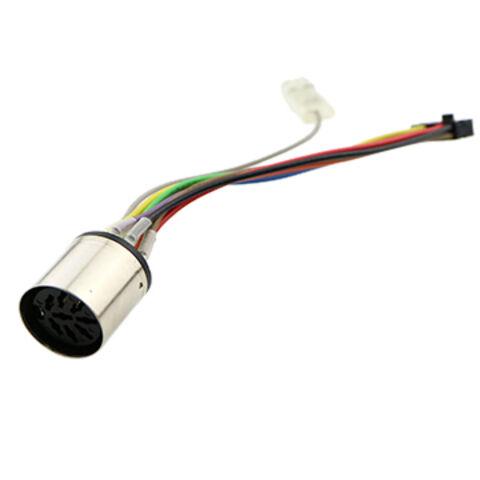 Taiwan DIN Cable, 10-pin Molex Minitek 3-pin Connector Wire ... on hitachi harness, asus harness, delta harness, ideal harness,