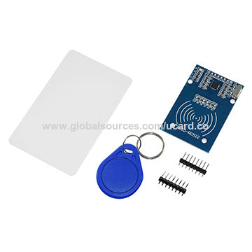 China MFRC-522 RC-522 RC522 13 56MHz RFID Module For arduino